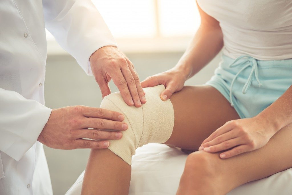 Knee recovery