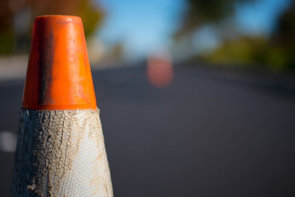 close up photo of a cone