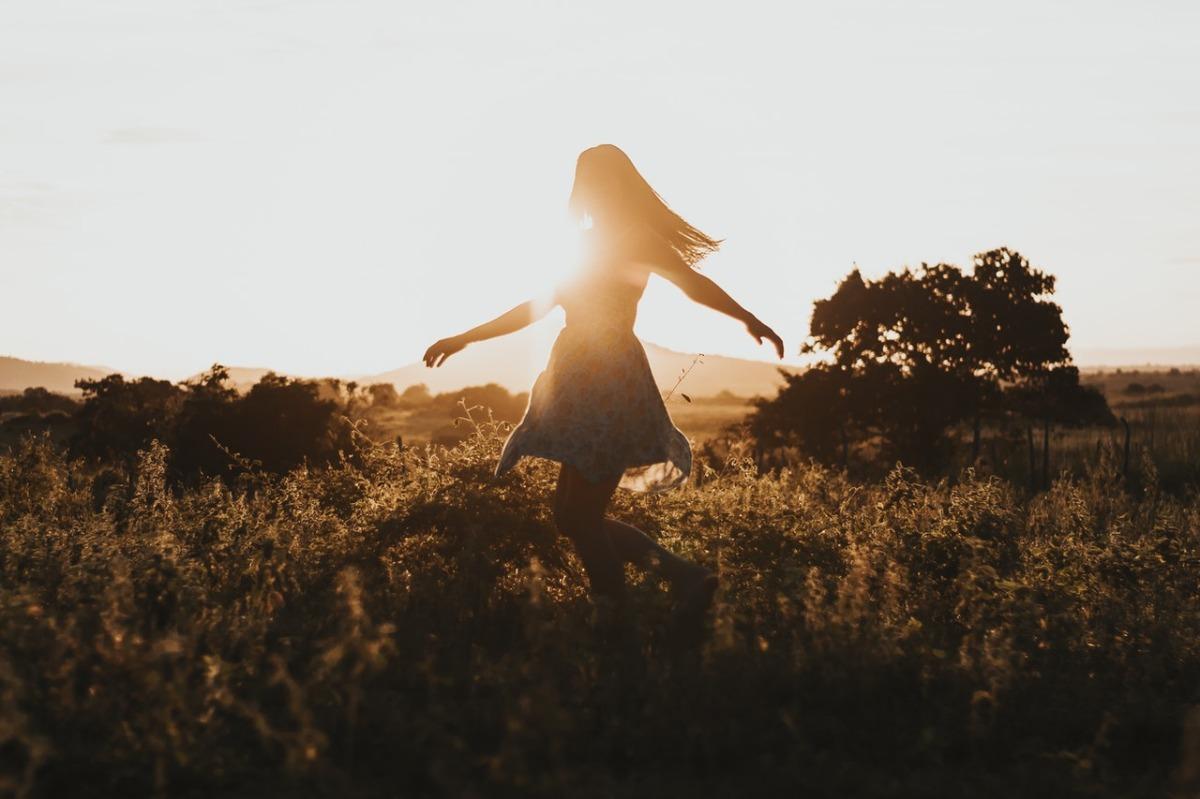 woman under the sun