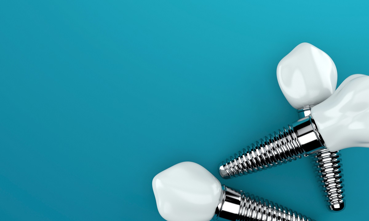 Why a dental implant could restore your healthy smile